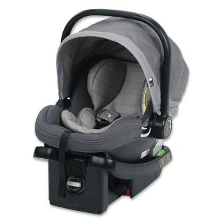 Baby Jogger City Go Infant Car Seat and Base - Steel Gray - gently used like new (retail $225)