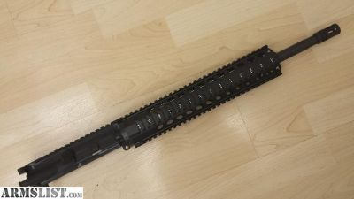 "For Sale: AR15 Complete Upper AR-15 16"" Mid Length Barrel"