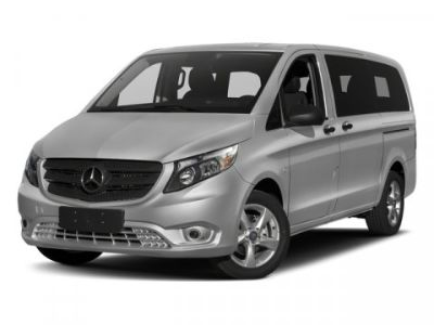 2018 Mercedes-Benz Metris Cargo (ARCTIC WHITE)