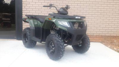 2017 Arctic Cat Alterra 300 Utility ATVs Covington, GA