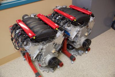 Two LS7 Racing Engines with EFI (GM Built)
