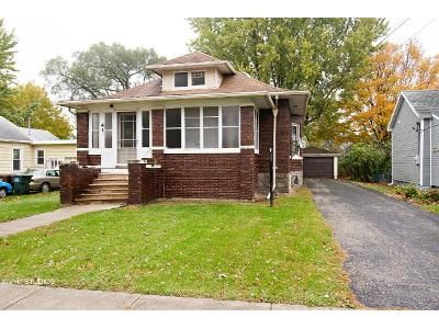 3 Bed 1 Bath Foreclosure Property in Gardner, IL 60424 - N Monroe St