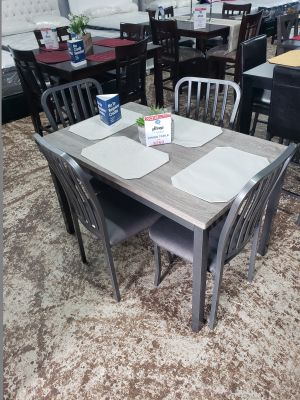 5 PC dinning table set