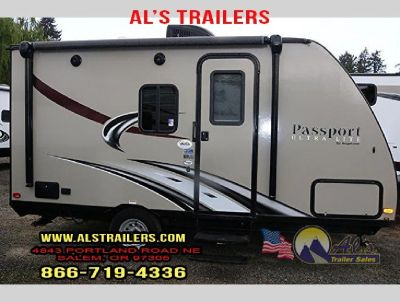 Used 2016 Keystone RV Passport 151ML Express-Trailer Rv