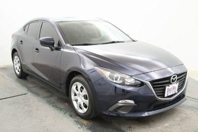 2016 Mazda Mazda3 i Sport (Crystal Blue)