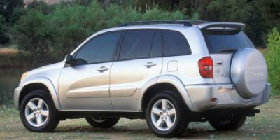 2005 Toyota RAV4 Base (Red)