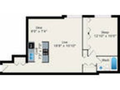 Reside on Pine Grove - One BR - Small