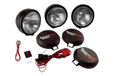 Sell Rugged Ridge 15205.61 - Off Road Black Steel HID Fog Light Kit motorcycle in Suwanee, Georgia, US, for US $436.97