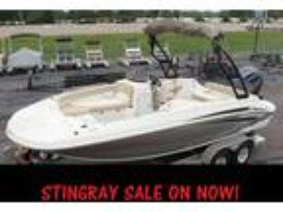 2018 Stingray 192 SC