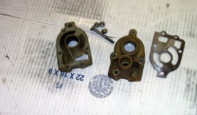 Purchase Mariner Mercury Force Outboard Motor Lower Unit Water pump Housing 96148A1 96146 motorcycle in Minneapolis, Minnesota, United States, for US $28.99