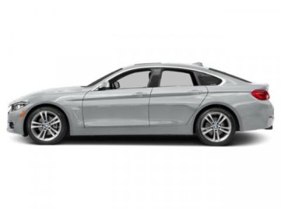 2019 BMW 4 Series 430i xDrive (Glacier Silver Metallic)