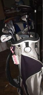 Women s Golf Bag and clubs