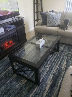 Coffee Table - Must Go! Negotiable