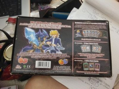 Yu Hi Oh trading card game Legendary Collection 4 Joey's World