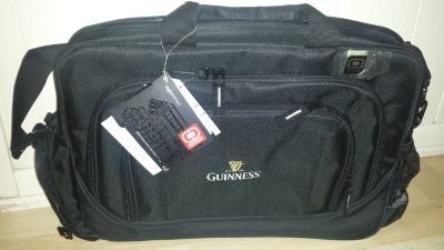 NEW OGIO Laptop Bag with Guinness logo