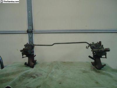 Solex Carburetors