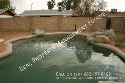 Glendale Home with Pool