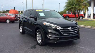 2017 Hyundai Tucson SE (BLACK)
