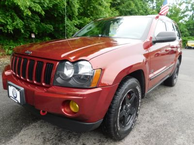 2007 Jeep Grand Cherokee Laredo (Red Rock Crystal Pearl)