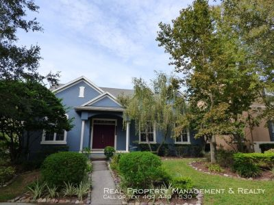Beautiful 4 BR / 2 BA ln Avalon Park