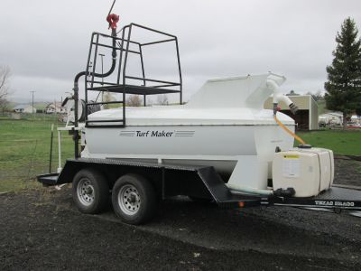 2006 TURFMAKER TM800 Trailer