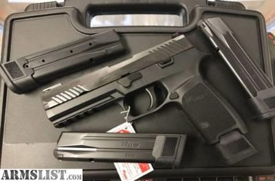 For Sale: Sig P320 TacOps Full Size