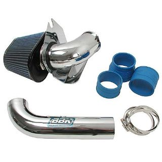Find BBK-1557 1987-93 Mustang 5.0 Performance Fenderwell Cold Air Intake Kit-Chrome motorcycle in DeLand, Florida, US, for US $159.99