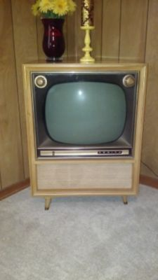 1958 Antique Zenith Tv