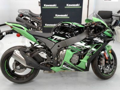 2016 Kawasaki Ninja ZX-10R ABS KRT Edition Supersport Motorcycles Orange, CA