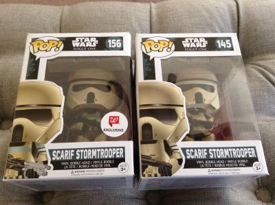 Mixed Lot of 8 FUNKO POP Figures - see description for price options