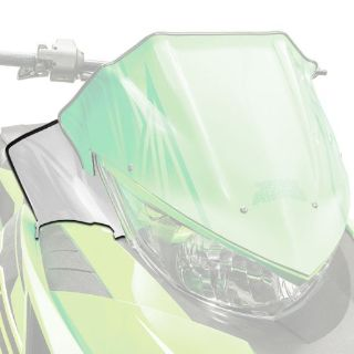 Purchase Arctic Cat Windshield White Side Deflectors 2012-2017 ZR F XF M - 7639-387 motorcycle in Sauk Centre, Minnesota, United States, for US $56.99