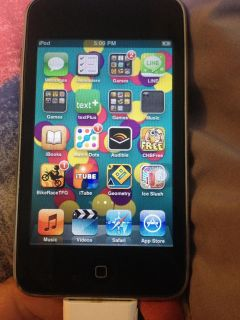 32gb iPod touch 3rd generation