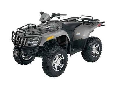 2010 Arctic Cat 550 H1 EFI Limited Power Steering ATV Utility ATVs Mandan, ND