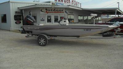 2016 Ranger RP190 Jon Boats Eastland, TX