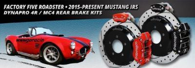 "Sell Wilwood Dynapro Radial MC4 Rear Parking Brake Kit Fits 2015 Mustang,13""Drilled motorcycle in Camarillo, California, United States, for US $1,903.00"