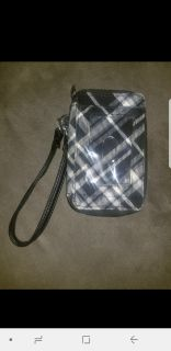 MAKE AN OFFER THIRTY ONE WALLET WRISTLET ID CARD HOLDER
