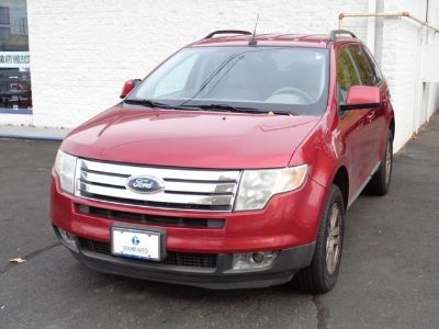 2007 Ford Edge SEL (Red)