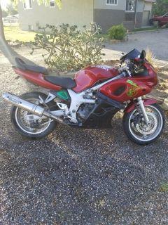 2001 Suzuki SV650 ABS