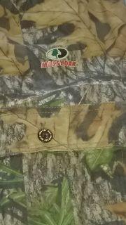 Mossy Oak Camouflage Pants Sz 36×38 L