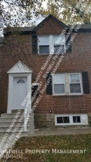 2 Bedroom 1 Bath 2nd flr. $995 3830 Berkley Ave. Drexel Hill, PA 19026