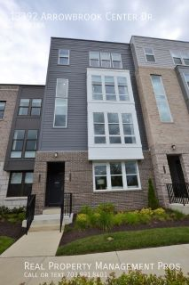 New-To Be Built Saratoga Model in Metropark at Arrowbrook For Rent!