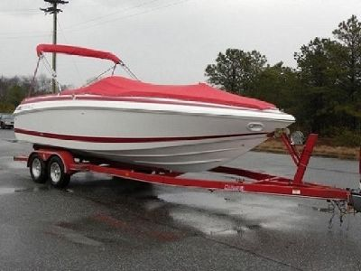 ?2001 Cobalt 23 LS Mint Condition Only Fresh Water Boat?