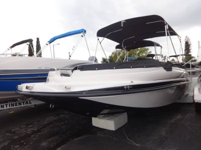 2018 Starcraft Limited 1915 OB Deck Boats Holiday, FL