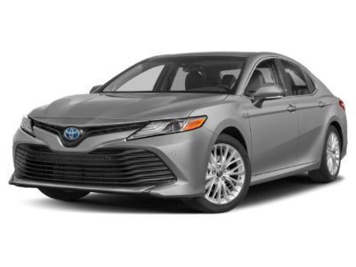 2019 Toyota Camry Hybrid XLE (Ruby Flare Pearl)