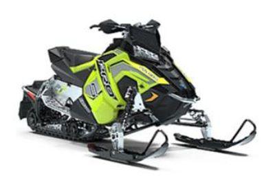 2019 Polaris 800 RUSH PRO-S 1.25 RIPSAW II SnowCheck Select Snowmobile -Trail Snowmobiles Hillman, MI