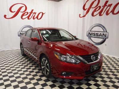 Used 2017 Nissan Altima 2.5 SR, 9,199 miles