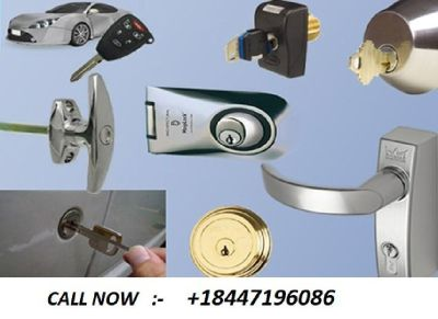 Century Locksmith * open door * install lock * make car keys