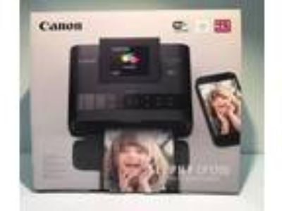NEW Canon 0599C001 Selphy CP1200 Wireless Compact Photo