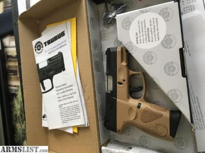 For Sale/Trade: Millennium 9mm