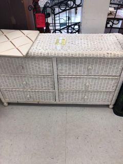 ISO.... white dresser and vanity for kids room!
